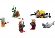 LEGO 60091 - LEGO CITY - Deep Sea Starter Set