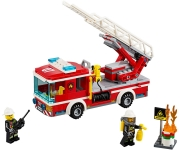 LEGO 60107 - LEGO CITY - Fire Ladder Truck