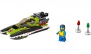 LEGO 60114 - LEGO CITY - Race Boat