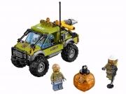 LEGO 60121 - LEGO CITY - Volcano Exploration Truck