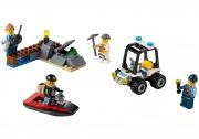 LEGO 60127 - LEGO CITY - Prison Island Starter Set