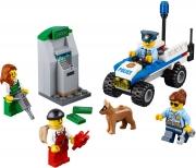 LEGO 60136 - LEGO CITY - Police Starter Set