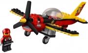 LEGO 60144 - LEGO CITY - Race Plane