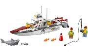 LEGO 60147 - LEGO CITY - Fishing Boat