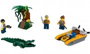 LEGO 60157 - LEGO CITY - Jungle Starter Set