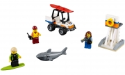 LEGO 60163 - LEGO CITY - Coast Guard Starter Set