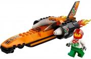 LEGO 60178 - LEGO CITY - Speed Record Car