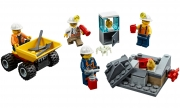LEGO 60184 - LEGO CITY - Mining Team