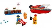 LEGO 60213 - LEGO CITY - Dock Side Fire