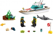 LEGO 60221 - LEGO CITY - Diving Yacht