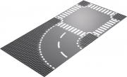 LEGO 60237 - LEGO CITY - Curve and Crossroad