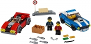 LEGO 60242 - LEGO CITY - Police Highway Arrest