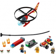 LEGO 60248 - LEGO CITY - Fire Helicopter Response
