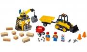 LEGO 60252 - LEGO CITY - Construction Bulldozer