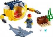 LEGO 60263 - LEGO CITY - Ocean Mini Submarine