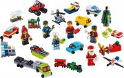 LEGO 60268 - LEGO CITY - LEGO® City Advent Calendar