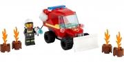 LEGO 60279 - LEGO CITY - Fire Hazard Truck