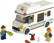 LEGO 60283 - LEGO CITY - Holiday Camper Van