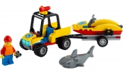 LEGO 60286 - LEGO CITY - Beach Rescue ATV