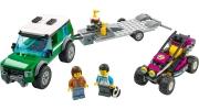 LEGO 60288 - LEGO CITY - Race Buggy Transporter