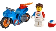 LEGO 60298 - LEGO CITY - Rocket Stunt Bike