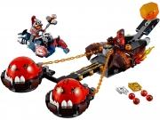 LEGO 70314 - LEGO NEXO KNIGHTS - Beast Master's Chaos Chariot