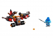 LEGO 70318 - LEGO NEXO KNIGHTS - The Glob Lobber