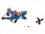 LEGO 70320 - LEGO NEXO KNIGHTS - Aaron Fox's Aero Striker V2