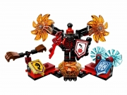 LEGO 70338 - LEGO NEXO KNIGHTS - Ultimate General Magmar