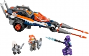 LEGO 70348 - LEGO NEXO KNIGHTS - Lance's Twin Jouster