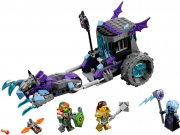 LEGO 70349 - LEGO NEXO KNIGHTS - Ruina's Lock & Roller