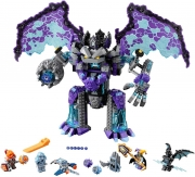 LEGO 70356 - LEGO NEXO KNIGHTS - The Stone Colossus of Ultimate Destruction