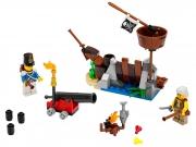 LEGO 70409 - LEGO PIRATES - Shipwreck Defence