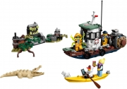 LEGO 70419 - LEGO HIDDEN SIDE - Wrecked Shrimp Boat