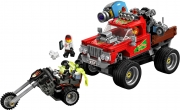 LEGO 70421 - LEGO HIDDEN SIDE - El Fuego's Stunt Truck