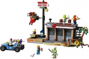 LEGO 70422 - LEGO HIDDEN SIDE - Shrimp Shack Attack