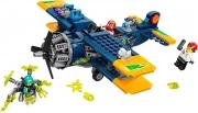 LEGO 70429 - LEGO HIDDEN SIDE - El Fuego's Stunt Plane