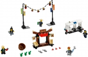 LEGO 70607 - LEGO THE LEGO NINJAGO MOVIE - NINJAGO City Chase
