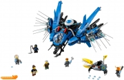 LEGO 70614 - LEGO THE LEGO NINJAGO MOVIE - Lightning Jet