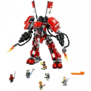 LEGO 70615 - LEGO THE LEGO NINJAGO MOVIE - Fire Mech