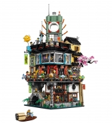 LEGO 70620 - LEGO EXCLUSIVES - NINJAGO City