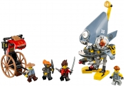 LEGO 70629 - LEGO THE LEGO NINJAGO MOVIE - Piranha Attack