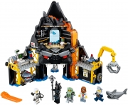 LEGO 70631 - LEGO THE LEGO NINJAGO MOVIE - Garmadon's Volcano Lair
