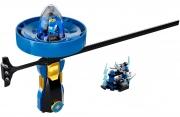 LEGO 70635 - LEGO NINJAGO - Jay Spinjitzu Master