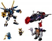 LEGO 70642 - LEGO NINJAGO - Killow vs. Samurai X