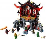 LEGO 70643 - LEGO NINJAGO - Temple of Resurrection