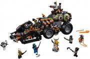 LEGO 70654 - LEGO NINJAGO - Dieselnaut