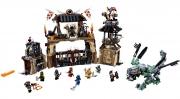 LEGO 70655 - LEGO NINJAGO - Dragon Pit