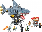 LEGO 70656 - LEGO THE LEGO NINJAGO MOVIE - garmadon, Garmadon, GARMADON!