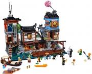 LEGO 70657 - LEGO THE LEGO NINJAGO MOVIE - NINJAGO® City Docks